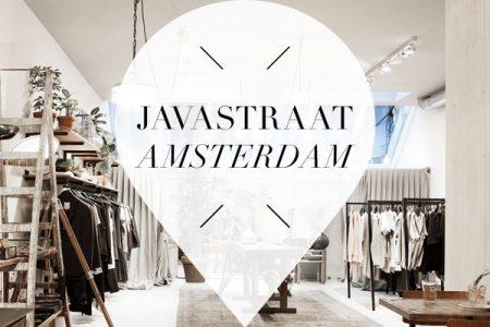 Javastraat Amsterdam