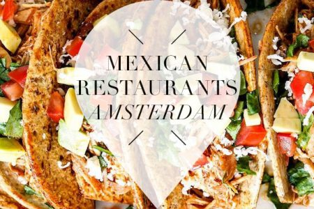 mexican restaurants in amsterdam