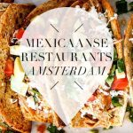 mexicaanse restaurants in amsterdam