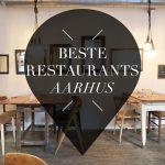 restaurants in aarhus