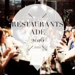 restaurants voor ade