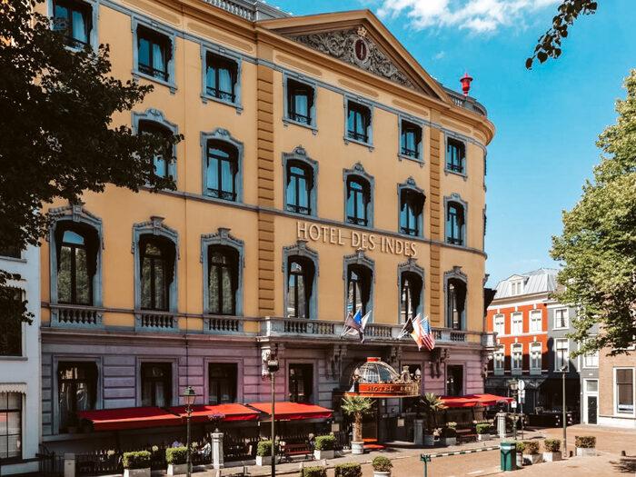 Grand Hotel Des Indes Den Haag