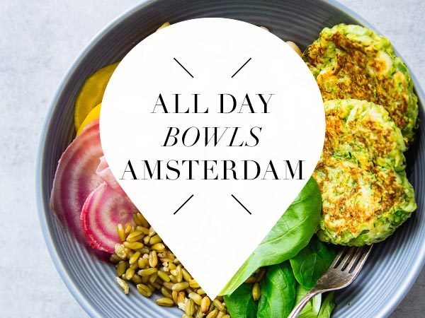 bowls amsterdam