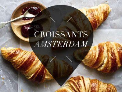 croissants in amsterdam