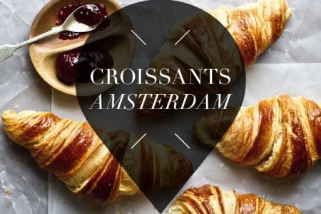 croissants in amsterdam