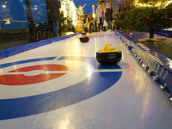 curling at floor 17