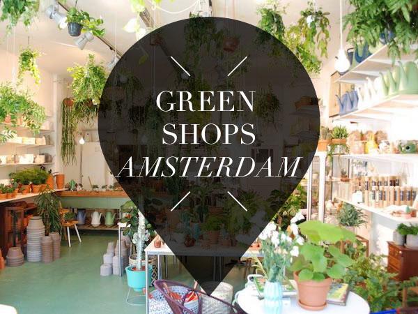 green shops in amsterdam