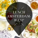 lunch in amsterdam west