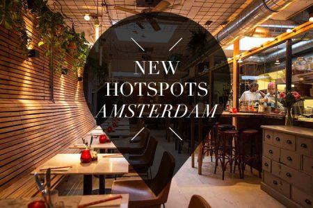 new hotspots amsterdam 2016