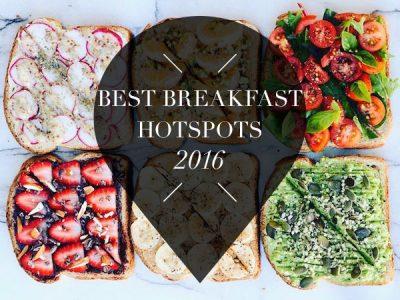 best breakfast hotspots of 2016