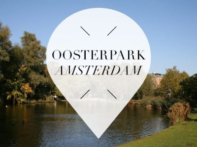 oosterpark amsterdam