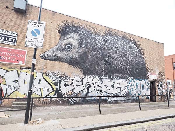 roa london shoreditch