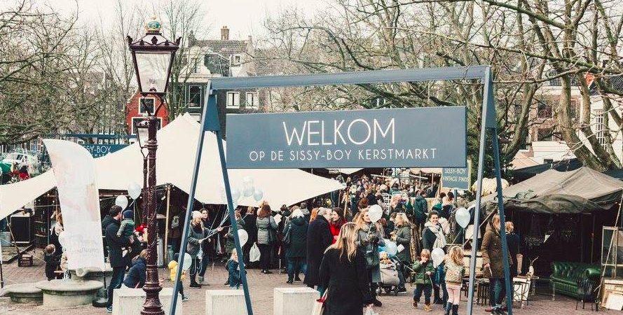 sissy boy christmas market 2017 amsterdam