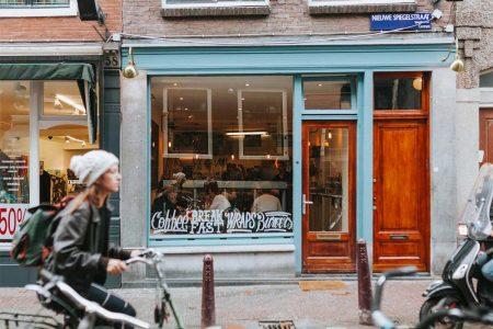 Stach Café Amsterdam