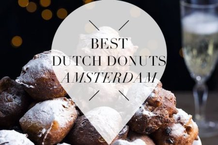 dutch donuts in amsterdam
