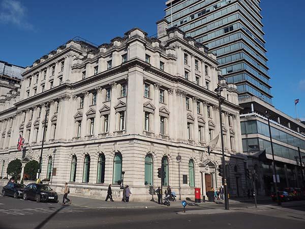The Balcon Londen