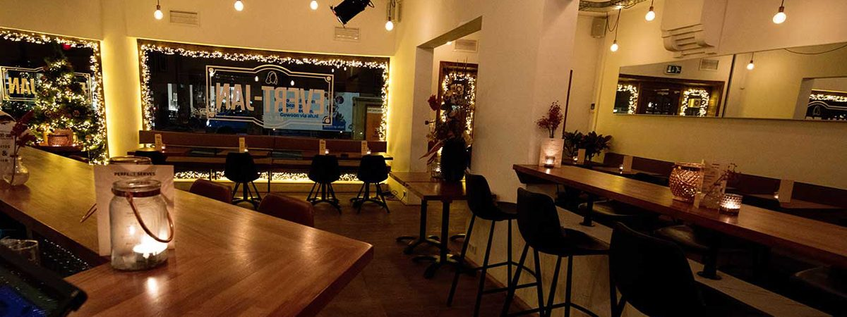 Bar Evert-Jan Amsterdam