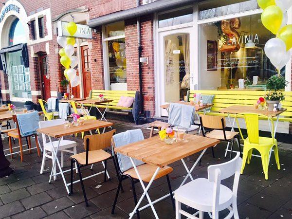 lavinia good food amsterdam