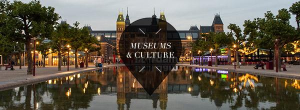 Weekend guide museum en culture