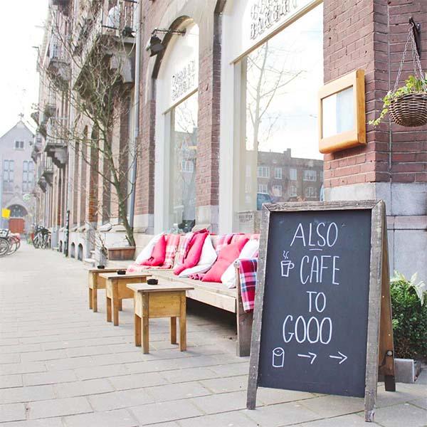 Cornerbakery Amsterdam