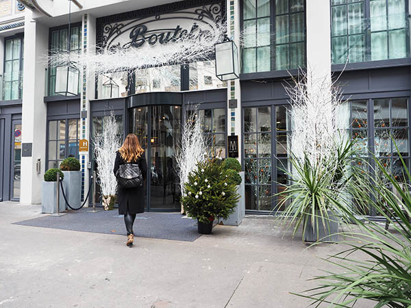 Hotel Bastille Boutet Parijs