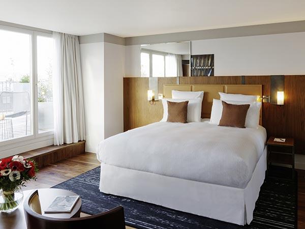 Hotel Bastille Boutet room