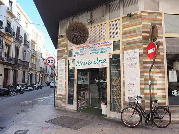 Noviembre Malaga