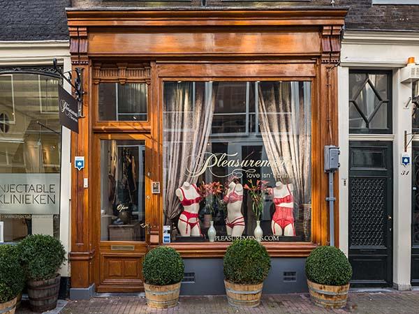 Pleasurements Amsterdam