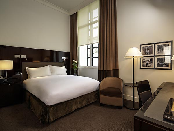 Sofitel St James Bedrooms & Suites