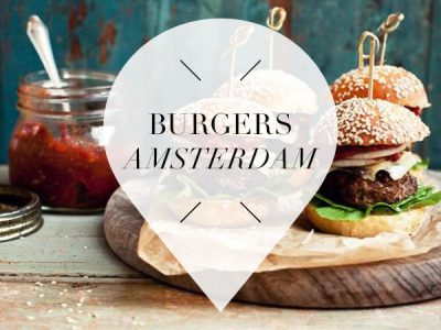 burgers in amsterdam