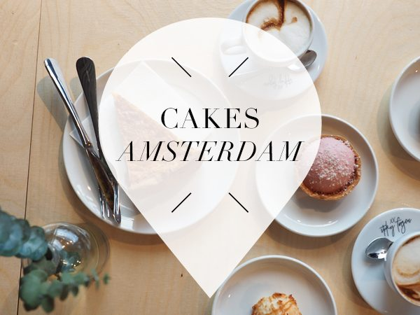 The Tastiest Cakes In Amsterdam Your Little Black Book
