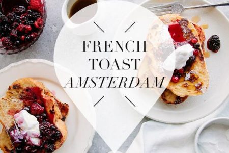 french toast in amsterdam