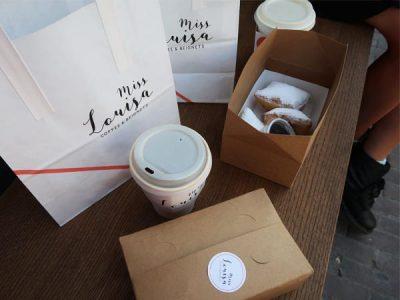 Miss Louisa Coffee & Beignets Amsterdam