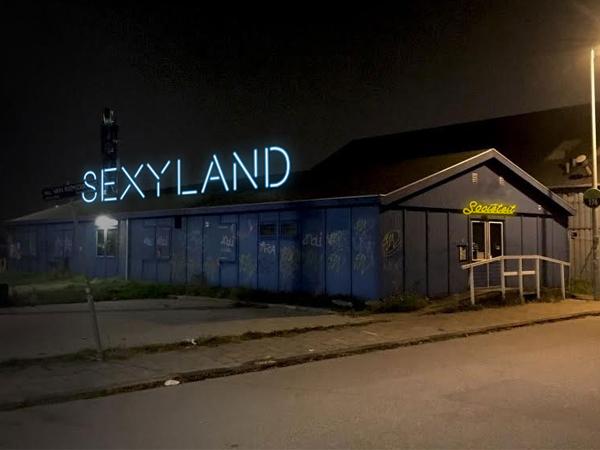 sexyland amsterdam