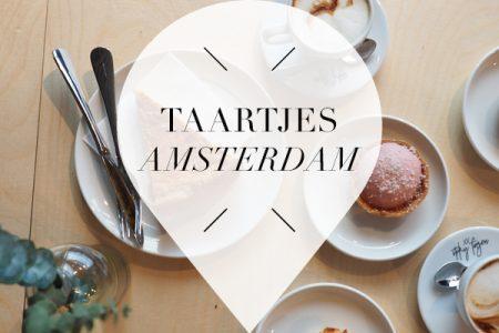 taartjes in amsterdam