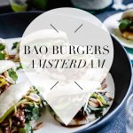 bao burgers amsterdam