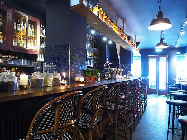 Bar James Amsterdam