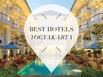 Best hotels Yogyakarta