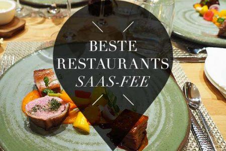 Beste restaurants Saas-Fee