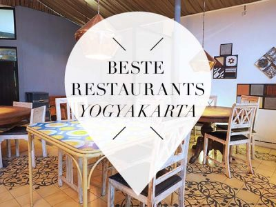 Beste restaurants Yogyakarta