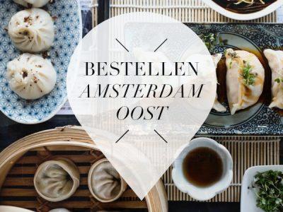 eten bestellen in amsterdam oost