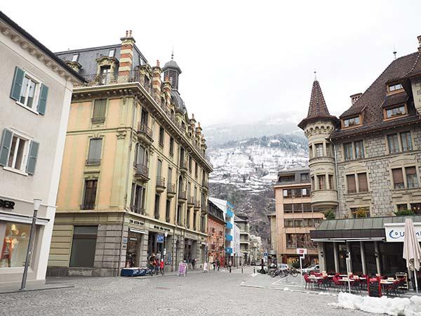 Brig Zwitserland