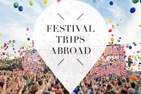 festival trips abroad