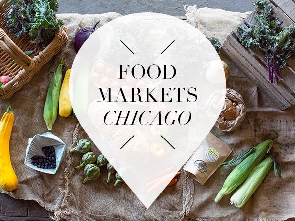 Food Markets Chicago