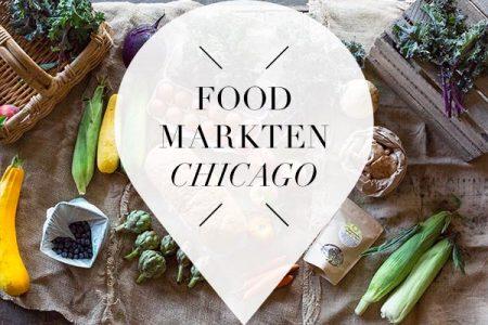 Food markten Chicago