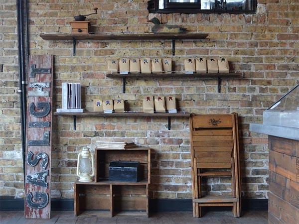 Koffiebars in Chicago Gaslight Coffee Chicago