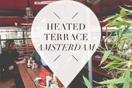 heated terrace amsterdam
