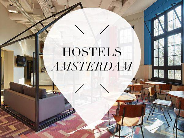 hostels in amsterdam