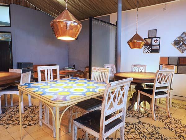 The House of Satay Yogyakarta