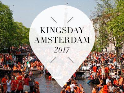 Kingsday Amsterdam 2017